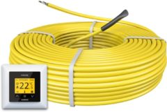 Magnum elektrische vloerverwarming Comfort set, 59000x7mm, flex kabel, oppervlakte 6m²