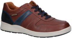 Mephisto Vito Veterschoenen Sneakers Bruin 45