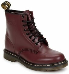 Rode Laarzen Dr Martens 1460 8 EYE BOOT