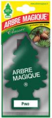 Donkergroene Arbre Magique Klein huishoudelijke accessoires Geurverfrisser