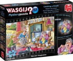 Wasgij Wasgij Mystery 17 INT - Kabaal in de Keuken! legpuzzel 1000 stukjes