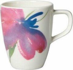Paarse VILLEROY & BOCH - Artesano Flower Art - Espressokop 0,10l