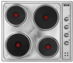 Roestvrijstalen ETNA TEK161RVS - Elektrische Kookplaat - RVS - 58cm
