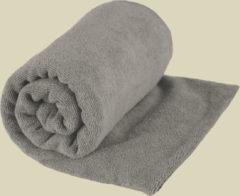 Sea to Summit TEK Towel Mikrofaser Handtuch Größe L grey