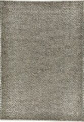 Disena Grijs vloerkleed - 160x230 cm - Effen - Landelijk