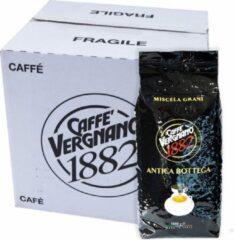 Caffè Vergnano 1882 Antica Bottega koffiebonen 6 x 1kg kilo