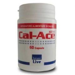 Future live CalAce Calcio Acetato 60 Capsule