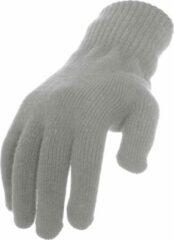 Urban Classics Knitted Gloves - Grijs - Handschoenen Maat S/M