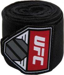 UFC boksbandages 455 cm zwart per 2 stuks