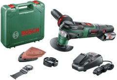 Bosch Home and Garden Multifunktionswerkzeug AdvancedMulti 18, 1 Akku 0603104001 Multifunctioneel accugereedschap 18 V 2.5 Ah