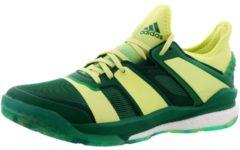 Adidas Stabil X - Handballschuhe für Herren - Grün