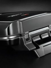 George Foreman Compact Fitnessgrill Russell Hobbs schwarz