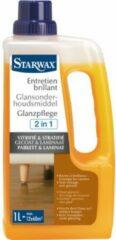 Starwax parketverfraaier Gecoat & Laminaat glans 1L