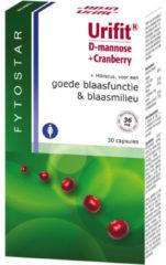 Fytostar Urifit D mannose + cranberry 30 Capsules