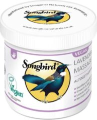 Songbird Vegan Lavender Massage Wax 550 gram