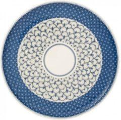Blauwe Villeroy & Boch Casale Blu Pizzabord 32 cm