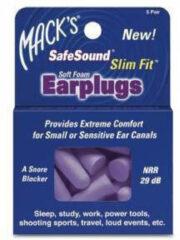 Macks Safesound Slimfit (10st)