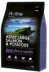 Profine Adult Large Breed Hondenvoer - Zalm - 3 kg