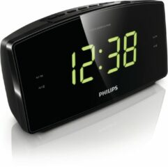 Zwarte Philips AJ3400/12 wekkerradio
