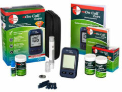 Groene SwissPointOfCare On Call® Extra Glucosemeter Starterpack (10 strips)