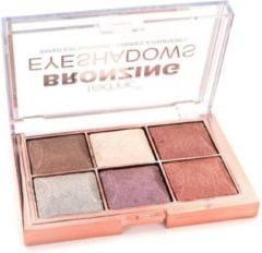 Technic Colour Max Bronzing Eyeshadows - Bronze
