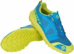 Scott Kinabalu trailschoen heren blauw/geel maat 45