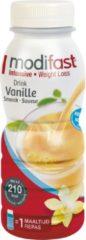 Modifast Snack & Meal Drink Vanille (1 Fles van 250 gr)