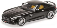 Brabus 600 for GT S 2016 - 1:18 - Minichamps