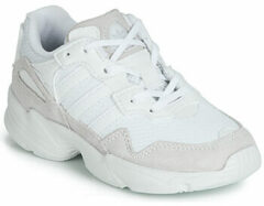Witte Lage Sneakers adidas YUNG-96 C