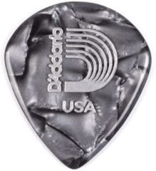D'Addario Planet Waves 3AN7-03 Picks, set van 3, acryl, zwart