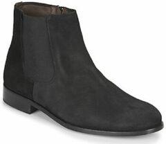 Zwarte Laarzen So Size HUPA