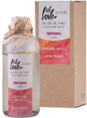 We Love the Planet Huisparfum Geurstokjes Sweet Senses (Navulfles - 200 ml)