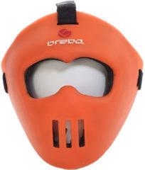 Brabo Spelersmasker - Hockey - Kinderen - Oranje