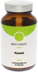 Best Choice Kaneel 1000 Capsules 60st