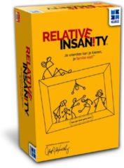 Megableu Relative Insanity Nederlandstalige uitgave - Kaartspel