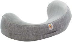Ergobaby Borstvoedingskussen - Grey - Natural Curve - zakt niet in