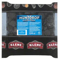 Klene Muntdrop mild zoet 1000 Gram