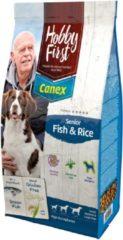 Hobbyfirst Canex Senior F & R Oceaanvis&Rijst - Hondenvoer - 3 kg