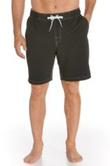 Coolibar UV zwemshorts Heren - Zwart - Maat M