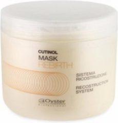 Masker voor haarreconstructie Oyster Cutinol Rebirth Cosmetics 500 ml