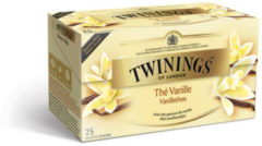 Twinings Vanille aroma 25 Stuks