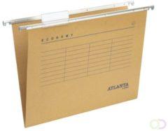 Hangmap Atlanta Eco A6620-115 folio V-bodem chamois