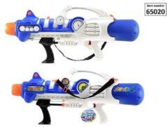 Blauwe Warenhuisgigant Super XXL Watergeweer 82x39x13cm