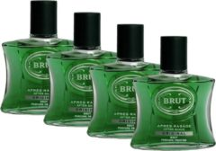 Brut Original Aftershave lotion 4 x 100 ml