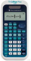 Blauwe Texas Instruments Collège Plus Solaire - Wetenschappelijke Rekenmachine