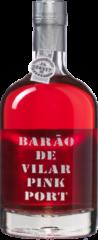 Roze Wijnvoordeel Barão de Vilar - Rosé Port (50cl)