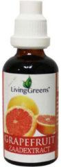 Groene Livinggreens Grapefruit zaad extract 50 Milliliter