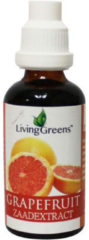 Groene Livinggreens Grapefruit zaad extract 50 ml