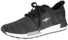 W-500 Sneaker KangaROOS grau/schwarz