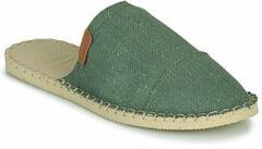Groene Slippers Havaianas ORIGINE FREE
